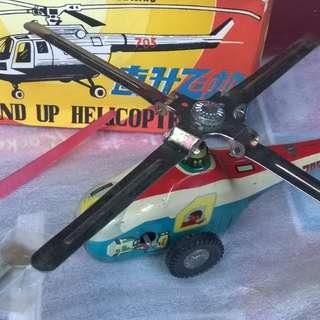 TinToy HELICOPTER