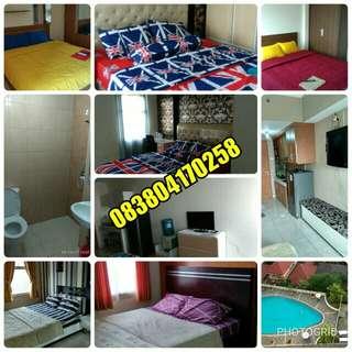 Sewa harian apartemen margonda residence 1&2