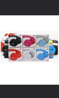 Superb Sound Wireless Bluetooh Headset NIA-XP1