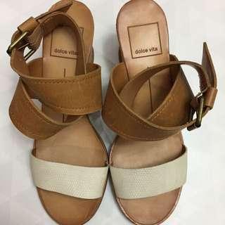Dolce Vita (DV) Leather Sandals