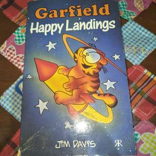 Jim Davis - Garfield: Happy Landings