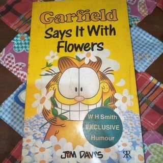 Jim Davis - Garfield: Says it with Flowers