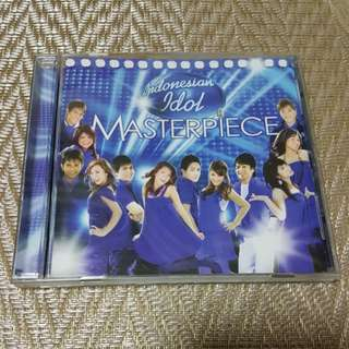 Indonesian Idol Masterpiece CD