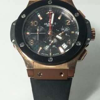 Dijual jam tangan Hublot replica.