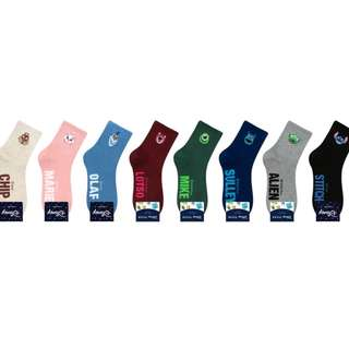 [NEW DESIGN] Disney Character Long Sock
