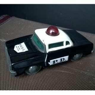 TinToy POLICE CAR