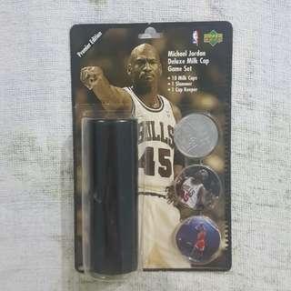 Legit Brand New Sealed NBA UD Michael Jordan Deluxe Set
