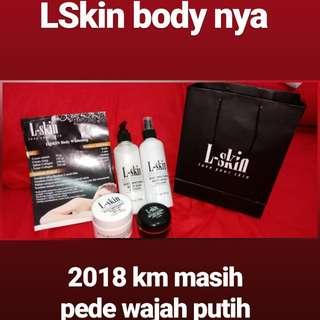LSkin whitenning body