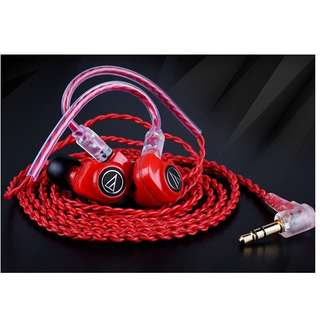 Custom High Quality Earpiece/Headphone Replacement Cable 3
