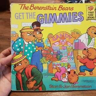 The berenstain bear