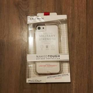 Casemate Naked Touch iPhone 7 Case