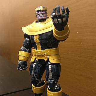 Marvel Legends Thanos BAF