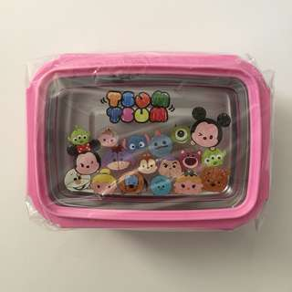 Disney Tsum Tsum Stainless Steel Lunch Box - 750ml