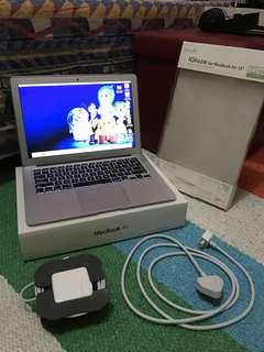 """Macbook Air 13"""" Silver"""