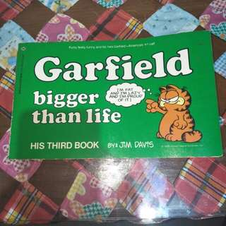 Jim Davis - Garfield Bigger than Life (Book 3)