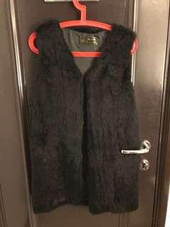 1200👉🏻500正貨全新Fur 中長款 lv