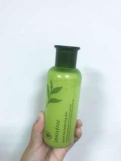 綠茶平衡化妝水 200ml