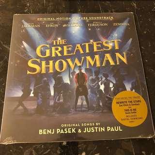 Greatest Showman SoundTrack. Vinyl Lp. New