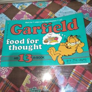 Jim Davis - Garfield Food for Thought (Book 13)