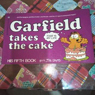 Jim Davis - Garfield Gains Takes the Cake (Book 5)
