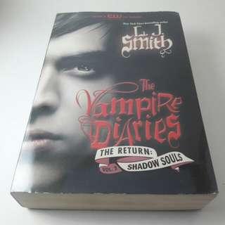 Vampire Diaries Vol. 2 The Return