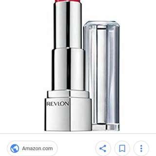 Revlon ultra HD lipstik