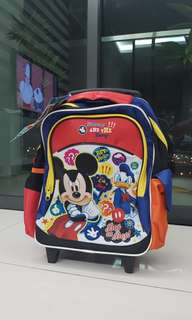 🆕 Trolley Pre School Bag