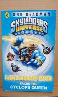Skylanders Universe - Lightning Rod Faces the Cyclops Queen