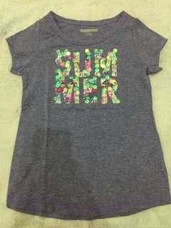 Kaos anak summer