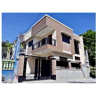 CORNELIA TOWNHOUSE in Mambog 2, Bacoor, Cavite READY FOR OCCUPANCY!