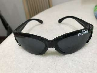 Black Disney Frozen Sunglasses