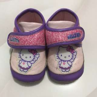 Hello Kitty Infant Shoes