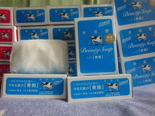 Beauty soap made in Japan