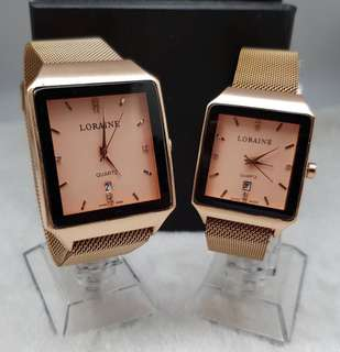 ⌚ LORAINE COUPLE
