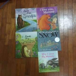 Children Story Books - suitable for new readers