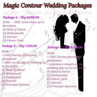 Affordable Wedding Makeup Packages