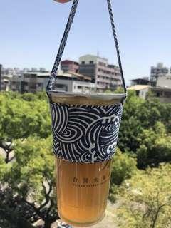 限時新手優惠購買 每個NT$90 CXC手作や環保杯袋♻️一杯袋 提袋