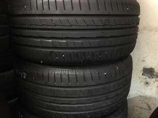 Pre-owned Yokohama 245/40/18 Tyre