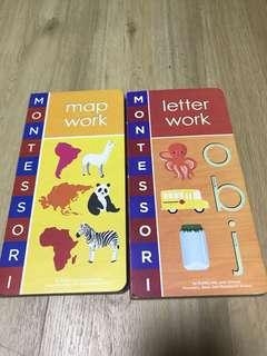 Montessori children books