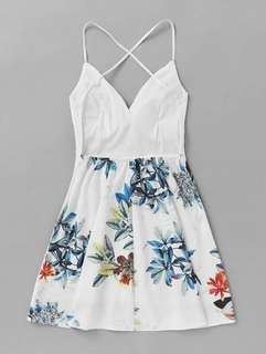 [Pre-order] Sexy & Cute Floral Dress