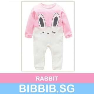 Baby One Piece Romper - Rabbit 0904