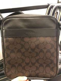 Authentic Coach sidebag