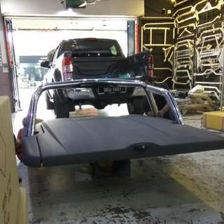 Ford Ranger T6 T7 Deck 45 Keep The Bar