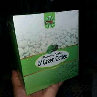 D'green coffe