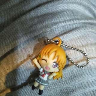 Chika Takami Love Live Sunshine Keychain Figure