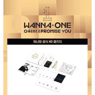 [PREORDER] WANNA ONE OFFICIAL MD SET