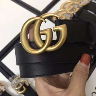 GG Buckle Belt Gucci