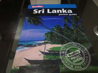 Sri Lanka pocket guide (travel book)