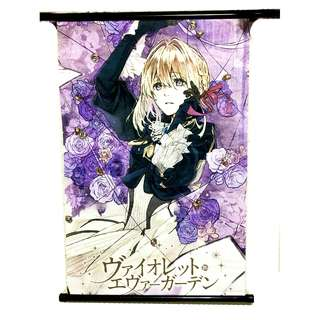Violet Evergarden Wall Scrolls– Anime