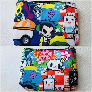 BN Sushi Cars Coin purse (SC cp)